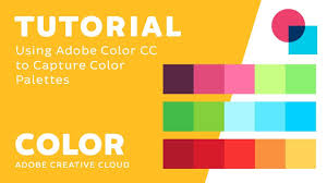 Tutorial Using Adobe Color Cc To Capture Color Palettes Adobe Creative Cloud