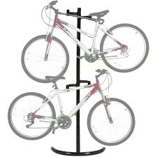 Apex Free Standing or Wall Mounted 2-Bike Storage Rack