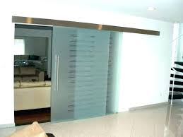interior glass doors sliding french door medium size of commercial metal