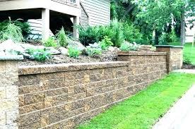 block wall ideas cinder block retaining wall ideas cinder block garden wall ideas enchanting decorative caps block wall ideas