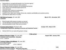 Job Resume Builder Resume Amazingral Example Usa Jobs Best Of Excellent Builder 59