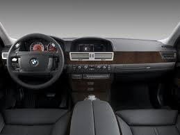 BMW Convertible 1990 bmw 750 : Image: 2008 BMW 7-Series 4-door Sedan 750Li Dashboard, size: 1024 ...