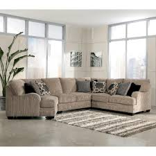 ashley furniture sectional couches. Signature Design By Ashley Furnitures Katisha Platinum Four Piece Furniture Sectional Sofas With Left Cuddler Soft Couches