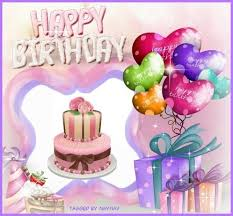 Image result for glitter birthday wishes