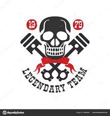 1979 Design Legendary Tean Logo 1979 Design Element For Moto Or Biker