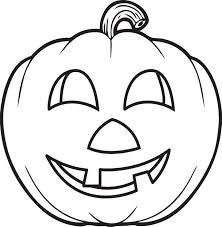 Small Picture Halloween Pumpkin Coloring Page Halloween Pumpkin Coloring Pages