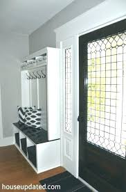 Built In Coat Rack Bench Awesome Storage Bench With Coat Rack Hallway Shoe Rack Hallway Bench With