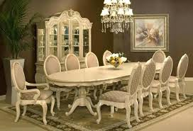 Michael Amini Dining Set Dining Room Furniture Palatial Oval Dining Table  By Dining Room Tables Michael .
