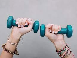 15 free weight exercises beginner
