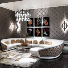 Luxury Living Rooms Furniture Cool Decorating Ideas