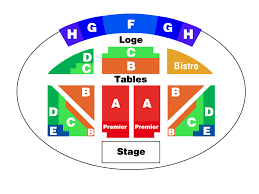 30 Explanatory The Buell Theatre Seating Chart