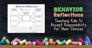 Teaching Kids To Accept Responsibility For Their Choices