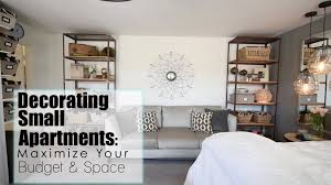 interior design ideas for apartments. Maximize Your Space + Budget In Small Apartments | Interior Design - YouTube Ideas For O
