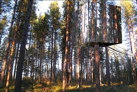 invisible tree house hotel. The Invisible Treehouse Hotel Tree House Spot Cool Stuff | Travel