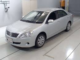 Buy/import TOYOTA PREMIO (2010) to Kenya from Japan auction