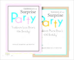 Word Template For Birthday Invitation Girls Party Invite Inspirational Birthday Invitation
