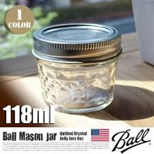 ball 4 oz mason jars. the popular mason jar series introducing new size! ball quilted crystal jelly jars 4 oz is a clear (110 ml). m