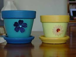 clay flower pot painting ideas best of diy painted flower pots planters of clay flower pot