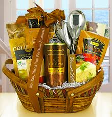 now our wine gift baskets