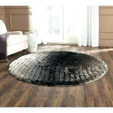 safavieh round rug unique silver 6 ft area nantucket 8x10