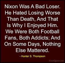 Hunter S Thompson Quotes And Sayings With Images Linesquotescom