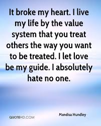 Value Of Life Quotes Mandisa Hundley Life Quotes QuoteHD 48