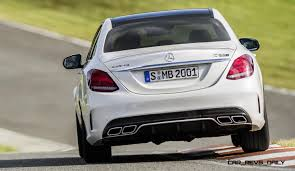 Amg version of the roadster will follow. 2015 Mercedes Amg C63 S 68