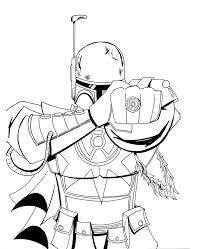 Count Dooku Coloring Pages - creativemove.me