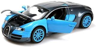 This week at yiannimize has been really crazy and surreal. Amazon Com Zhmy 1 32 Bugatti Veyron Alloy Diecast Car Model Collection Light Sound Blue Toys Games