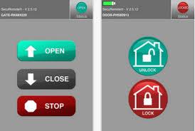 garage door app5 Garage Door Opening Apps for iOS Devices  AppGinger
