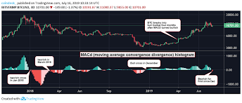 Macd Chart Bitcoin Key Bitcoin Price Indicator Turns Bearish In First Since
