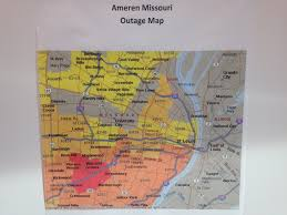 ameren 14,000 still without power cbs st louis Ameren Outage Map Il (kmox brett blume) ameren outage map il