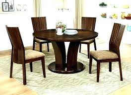 dark wood round dining table set room with white chairs and dining table sets for uk dining table and chair sets uk