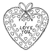 Small Picture Dibujos de corazones para colorear Free Coloring Pages for