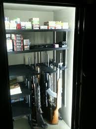 Light Gun Safe Gun Safe Light The Brightest Led Kit 12v Power Supply Or Battery Full Auto On