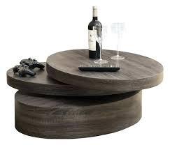 mod coffee table oval mod rotating wood coffee table mod podge pictures on coffee table