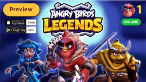 Angry Birds Legends APK + OBB 3.3.1 (Full) Download for Android