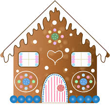 gingerbread house clipart. Contemporary House Gingerbread Clipart Gingerbread House At Getdrawings Com Free  Library Download Inside House Clipart G