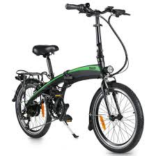 <b>Dohiker Folding Electric Bikes</b> - Bikemation.com