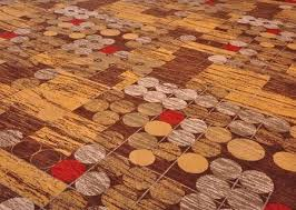 The cradle to cradle recycling concept is applied to carpets to