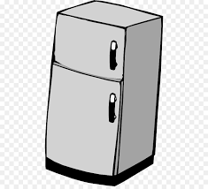 refrigerator clipart black and white. Interesting Black Refrigerator Clip Art  Freezer To Clipart Black And White