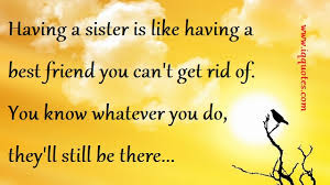 Sister Love Quotes Unique Sister Love Quotes Sister Quotes Sister Love Quotations