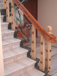 glass staircase railing glass stair staircase
