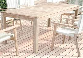 white wash dining room table outdoor whitewash round set
