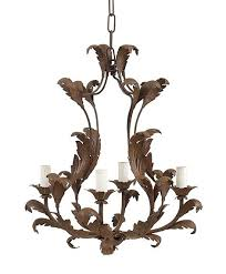 metal chandeliers