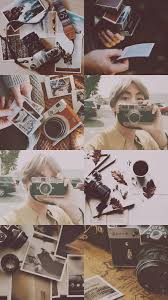 Taehyung (V) - Twitter @lkofkpop|