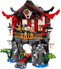 Đồ chơi lắp ráp LEGO Ninjago 70643 - Ngôi Đền Hồi Sinh (LEGO Ninjago 70643  Temple of Resurrection) giá rẻ tại cửa hàng LegoHouse.vn LEGO Việt Nam