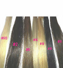 Remy Colour Chart Remy Hair Extensions Colour Ring For Sale Ebay