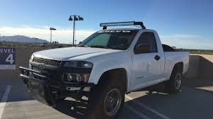 Modified 2005 Chevy Colorado Review - YouTube