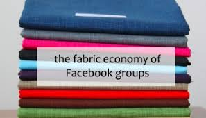 How to Buy Quilting Fabric Wholesale - whileshenaps.com & The Fabric Economy of Facebook Groups Adamdwight.com